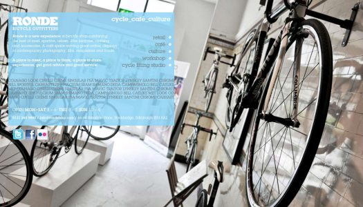 Ronde Bicycle Outfitters, Edinburgh