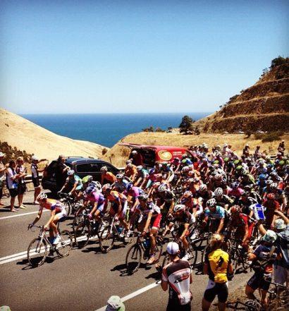 Peloton Stage 3 Tour Down Under 2012