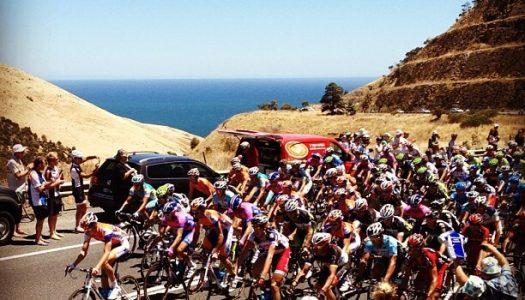 Stage 3, Tour Down Under 2012