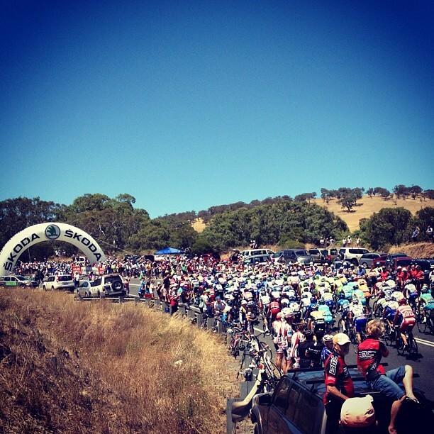 Stage 3 Tour Down Under 2012