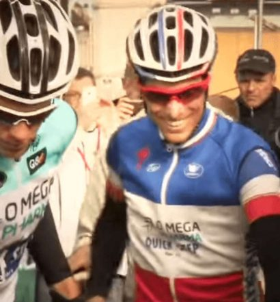 Paris Roubaix Behind The Scenes